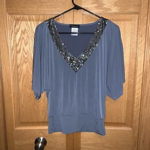 NWOT Fleurish Top